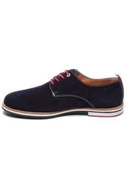 Туфли ORTIZ REED                                                                                                              синий цвет