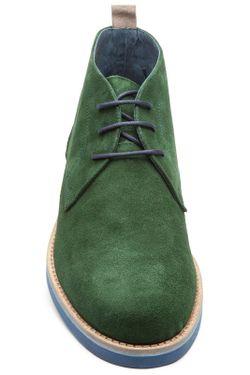 Туфли ORTIZ REED                                                                                                              зелёный цвет