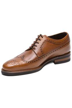 Туфли ORTIZ REED                                                                                                              коричневый цвет