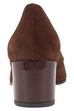 Туфли El Dantes                                                                                                              коричневый цвет