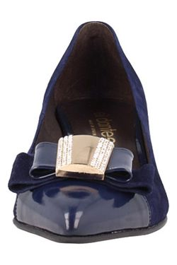 Туфли El Dantes                                                                                                              синий цвет