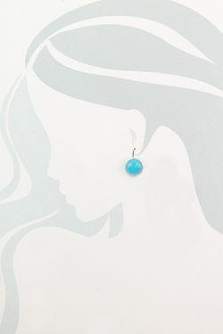 Серьги Pistachio                                                                                                              Серебряный цвет