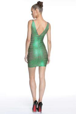 Платье Tutto Bene                                                                                                              зелёный цвет