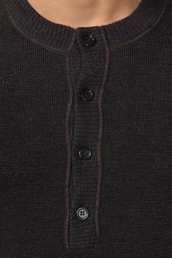 Пуловер Dolce & Gabbana                                                                                                              коричневый цвет
