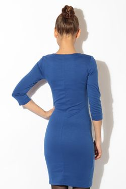 Платье Футляр L.A.V. Fashion                                                                                                              фиолетовый цвет