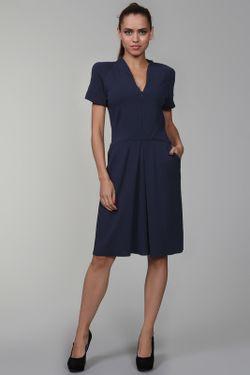 Платье LIN POUR L'AUTRE                                                                                                              синий цвет
