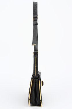 Сумка Lanvin                                                                                                              чёрный цвет