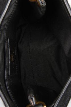 Сумка Lanvin                                                                                                              черный цвет