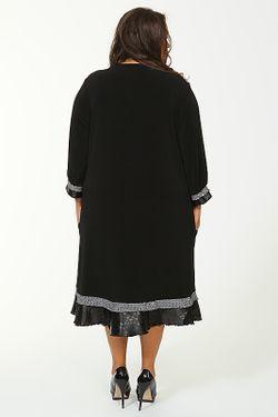Платье Amazone                                                                                                              черный цвет