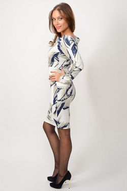 Платье Delazarro                                                                                                              синий цвет