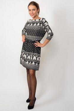 Платье Delazarro                                                                                                              серый цвет