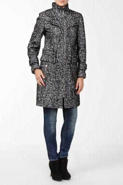 Пальто Ricco                                                                                                              серый цвет