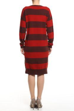 Платье Stella Mccartney                                                                                                              коричневый цвет