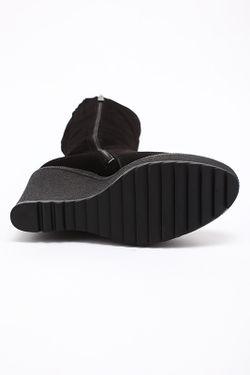 Сапоги Женские Spring Way                                                                                                              черный цвет