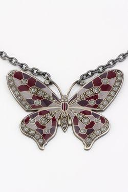 Колье Clara Bijoux                                                                                                              бежевый цвет