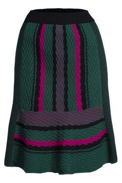 Юбка Missoni                                                                                                              зелёный цвет