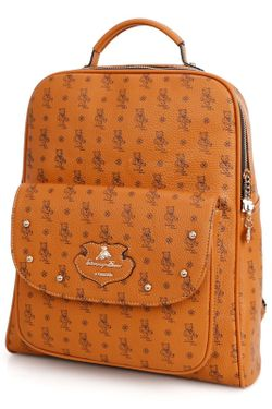 Рюкзак DANNY BEAR                                                                                                              оранжевый цвет