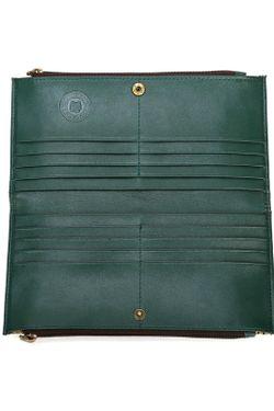 Клатч DANNY BEAR                                                                                                              зелёный цвет