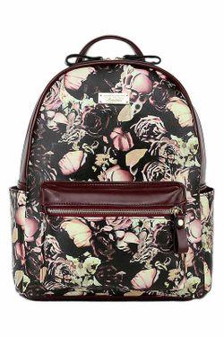 Рюкзак HOW.R.U                                                                                                              красный цвет