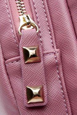Рюкзак HOW.R.U                                                                                                              розовый цвет