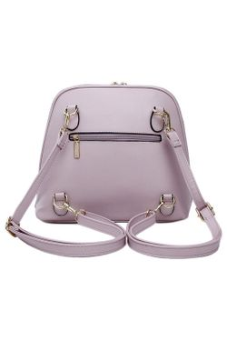 Сумка HOW.R.U                                                                                                              фиолетовый цвет