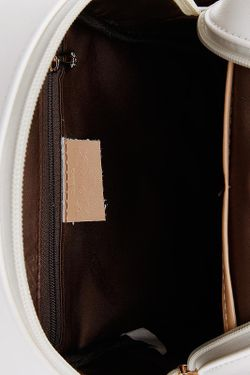 Рюкзак HOW.R.U                                                                                                              белый цвет