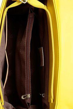 Сумка HOW.R.U                                                                                                              желтый цвет
