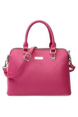Сумка HOW.R.U                                                                                                              розовый цвет
