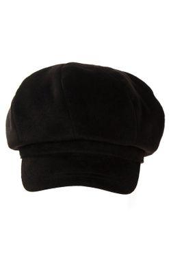 Шапка HATTERS'HUB                                                                                                              черный цвет