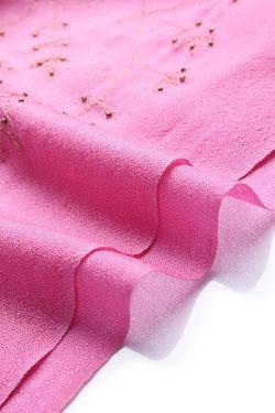 Шарф PALBAS                                                                                                              розовый цвет