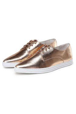 Туфли O.E                                                                                                              золотой цвет