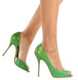 3111n122 Зеленый Casadei                                                                                                              None цвет
