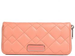 Slim Zip Around Розовый Marc by Marc Jacobs                                                                                                              None цвет
