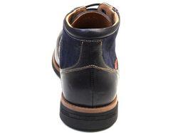 Ботинки Мужские Fluchos                                                                                                              синий цвет