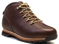 Ботинки Мужские Timberland                                                                                                              коричневый цвет
