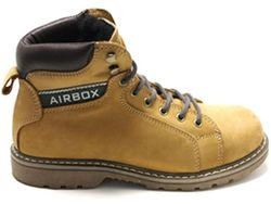 Ботинки Мужские Airbox                                                                                                              желтый цвет