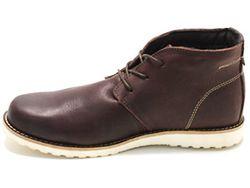 Ботинки Мужские Airbox                                                                                                              коричневый цвет