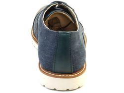 Туфли Airbox                                                                                                              синий цвет