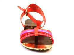 Босоножки Женские Airbox                                                                                                              красный цвет