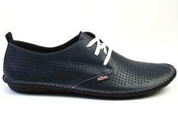 Туфли Мужские Airbox                                                                                                              синий цвет