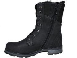 Ботинки Gut                                                                                                              чёрный цвет
