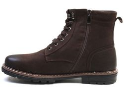 Ботинки Мужские Strange                                                                                                              коричневый цвет