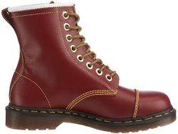 Ботинки Dr. Martens                                                                                                              красный цвет