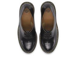 Туфли Dr. Martens                                                                                                              черный цвет
