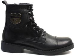 Ботинки Мужские Утепленные El Tempo                                                                                                              чёрный цвет