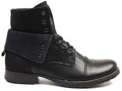 Ботинки Мужские El Tempo                                                                                                              черный цвет