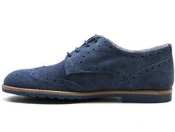 Туфли Мужские Xti                                                                                                              синий цвет