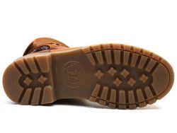 Полусапожки Женские Утепленные Panama Jack                                                                                                              коричневый цвет