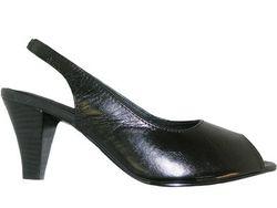 Туфли Женские Vitoria                                                                                                              чёрный цвет
