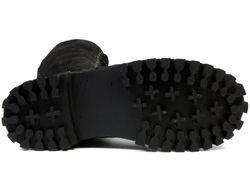 Ботинки Женские КВ-4                                                                                                              чёрный цвет